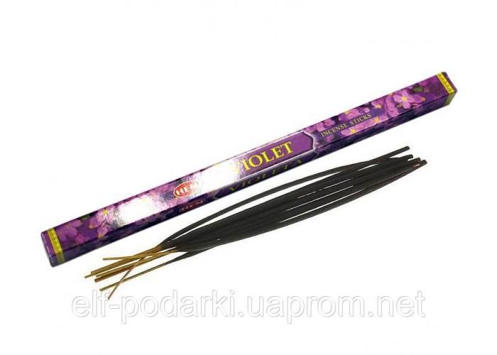 Violet (Фіалка)(Hem)(25/уп) квадрат ЗП-27571K