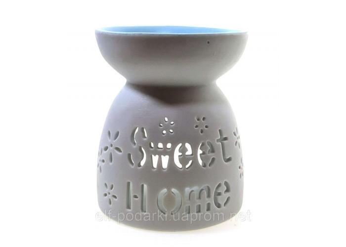 """Аромалампа керамическая """"Sweet Home"""" (9х8х8 см)"""