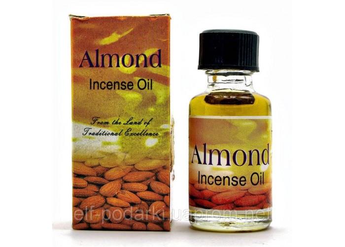 "Ароматичне масло ""Almond"" (8 мл)(Індія) ЗП-20452"