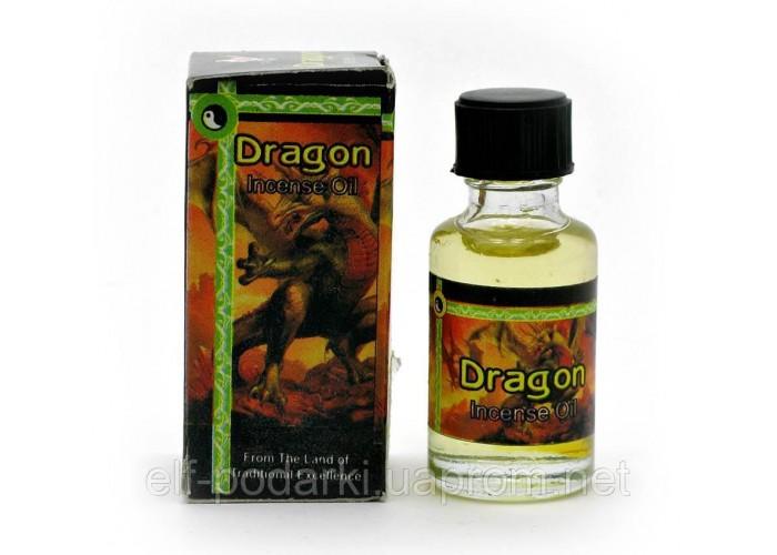 """Ароматичне масло """"Dragon"""" (8 мл)(Індія) ЗП-18250"""