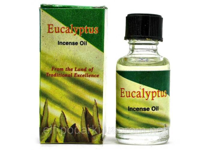 "Ароматичне масло ""Eucalyptus"" (8 мл)(Індія) ЗП-20451"