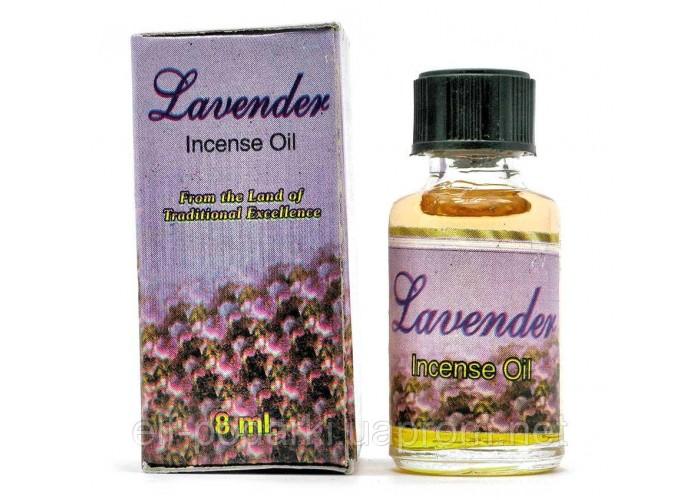 """Ароматичне масло """"Lavender"""" 8мл. Аромамасло """"Лаванда"""" (20454)"""