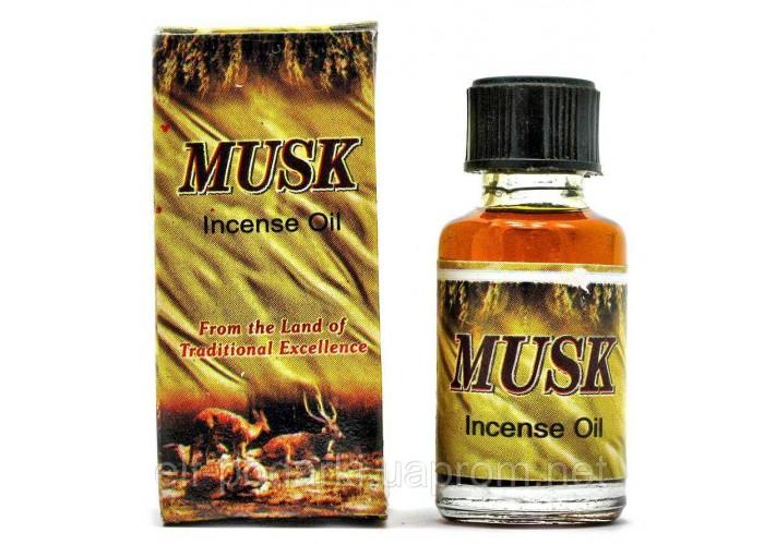 """Ароматичне масло """"Musk"""" 8мл. Аромамасло """"Мускус"""" (20455)"""