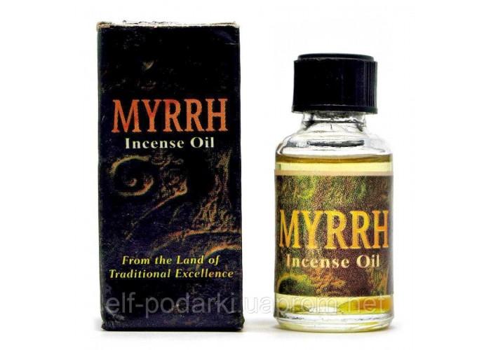 "Ароматичне масло ""Myrrh"" 8мл. Аромамасло ""Мірра"" (20450)"