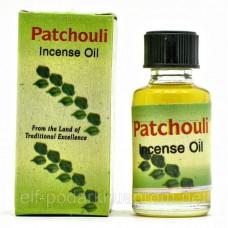 """Ароматическое масло """"Patchouli"""" (8 мл)(Индия)"""