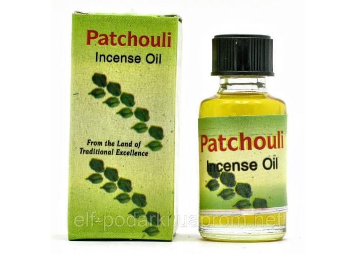 """Ароматичне масло """"Patchouli"""" 8мл. Аромамасло """"Пачулі"""" (20457)"""