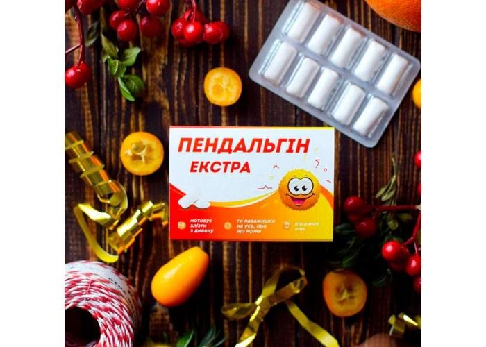 Жувальна гумка у формі таблеток