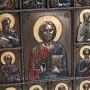 """Картина """"Мозаїка Святих"""" (77623A4) Veronese"""
