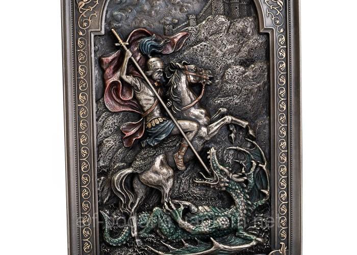 """Картина """"Змієборець"""" (77554A4) Veronese"""